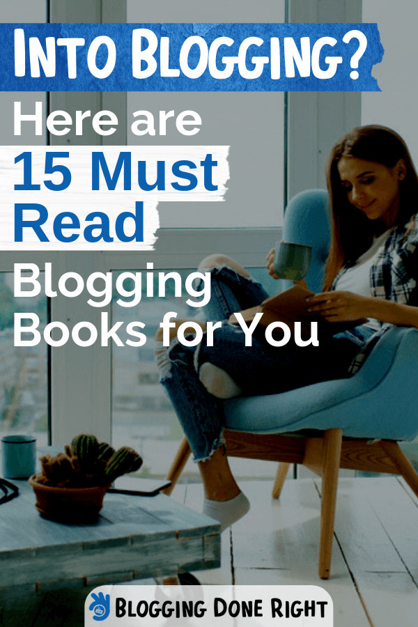 Need more ideas for your blog content? Be educated through this list of the best blogging books to read this 2019. #bloggingbooks #bloggingbookslist2019