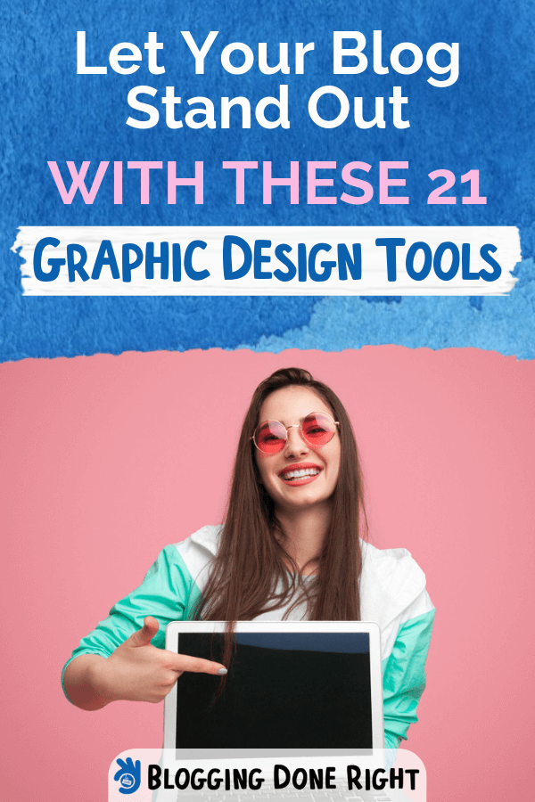 Whether it's for info and typo graphics or stock photos to help with your blog presentation, this list of great graphic design tools might just come in handy. #graphicdesigntoolslist #makemoneyfromyourblog