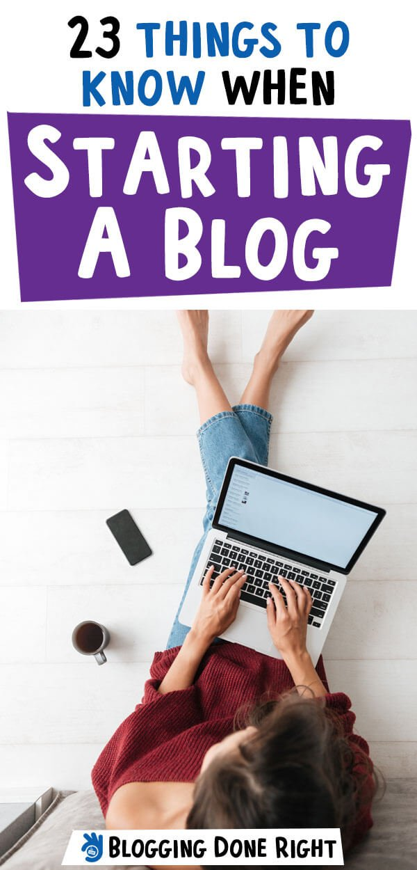 Having been in the blogging industry for quite some time now has made me understand that it's not always sunshine and roses. I want to share with you things I wish I knew when I started blogging. #bloggingforbeginners #thingstoknowbeforeblogging