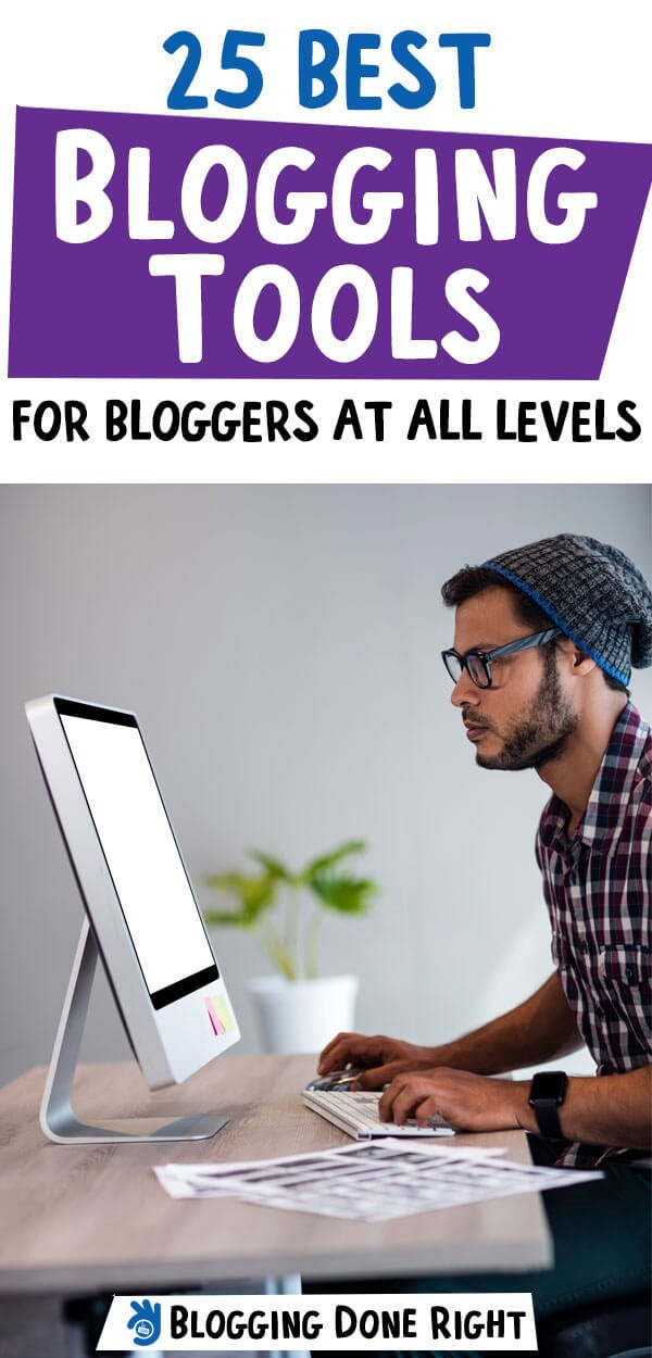 If you're told that blogging is easy, then you might as well think twice because it's not. There are other things to cover and so you need to have the right tools in place. #bloggingtools #bethebestblogger