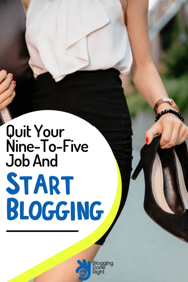 Let's face it — we've all had a job that sucked the life out of us. Here's 27 more reasons to make that huge step and start a blog. #startablog #27reasonstodoit