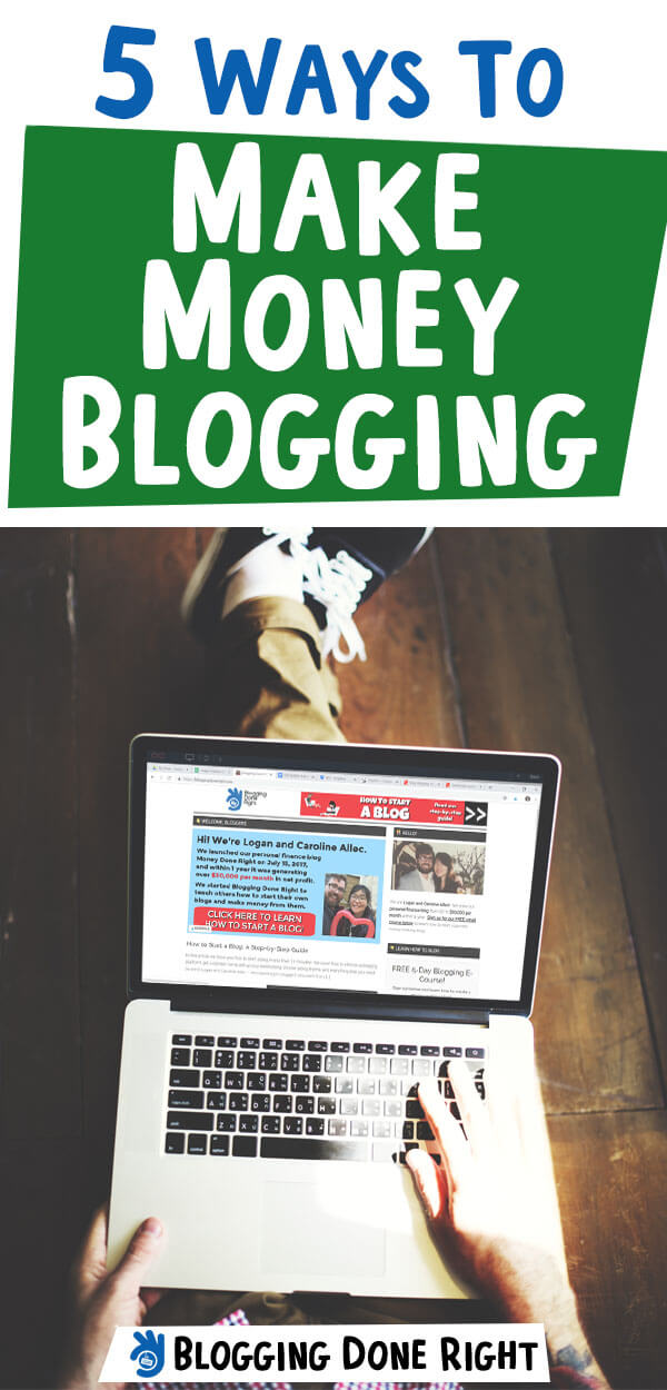 Blogging does help you make money. But although that is true, not many people know the how's of making money from blogging. If you're interested in knowing, you might as well give this a read. #makemoneyblogging #howtomakemoneyfromblogging