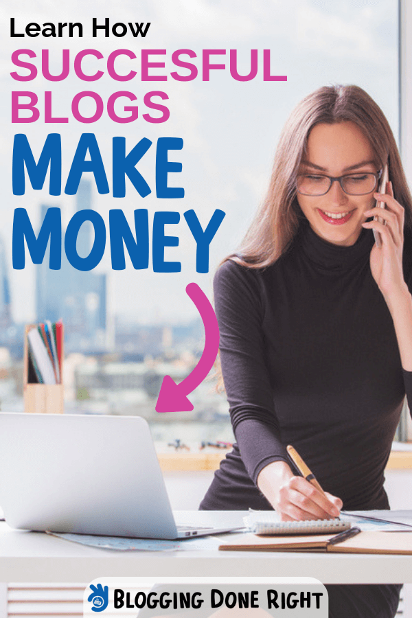 When you've found the perfect niche for you, dig more about it. Identify and learn from the blogs in your niche that make money from it. This article might help you out. #blogniche #makemoneyfromblogs