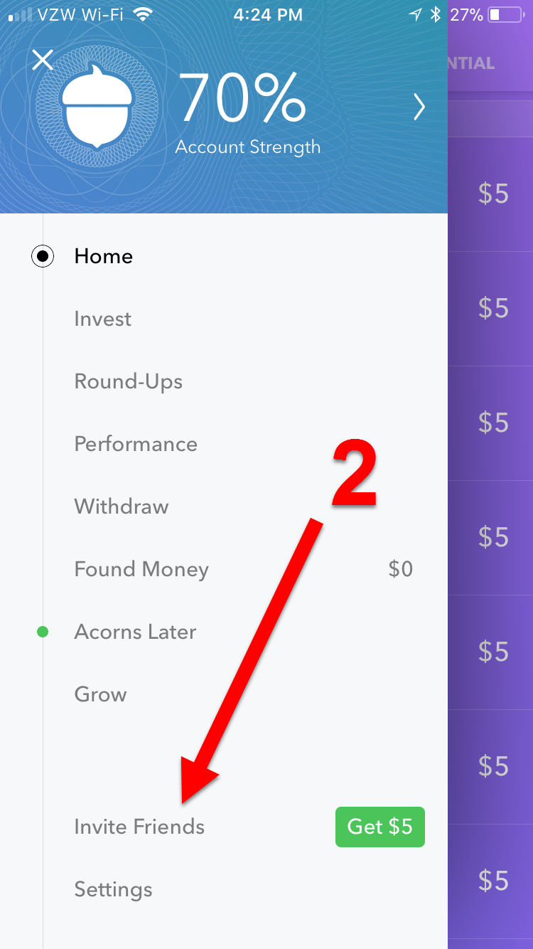 How to Join Acorns Affiliate Program