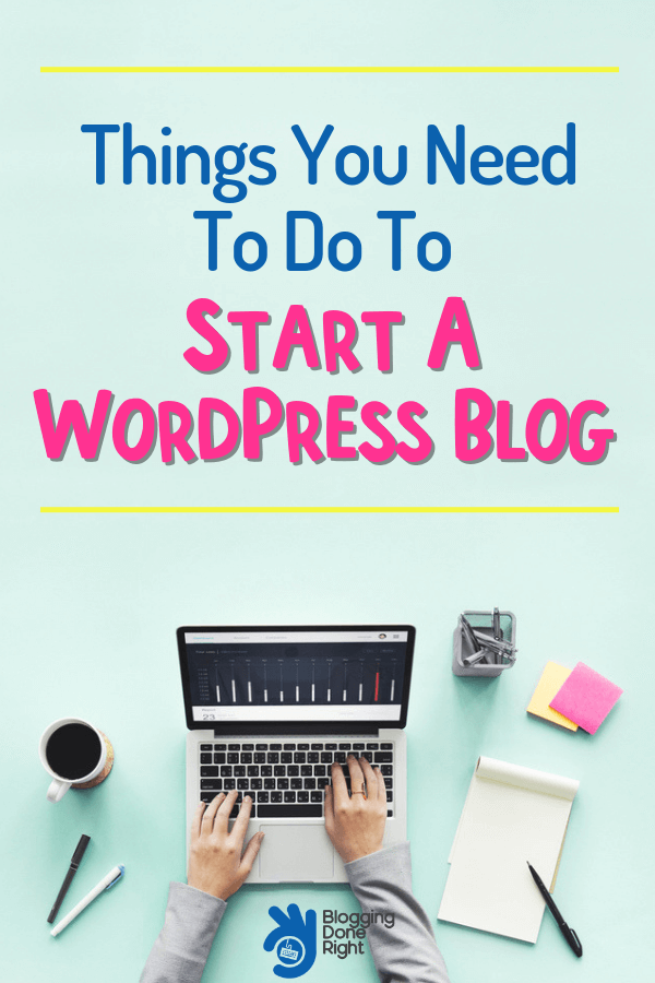 We know that you want to make money online. So here's a step-by-step process to make a WordPress blog and how to earn from it. #makemoneyonline #processtomakewordpressblog