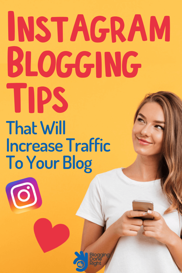 Here are the techniques that will bring you over 10,000 unique monthly visitors from your Instagram into your blog. #instagramtoblog #bringmorevisitors