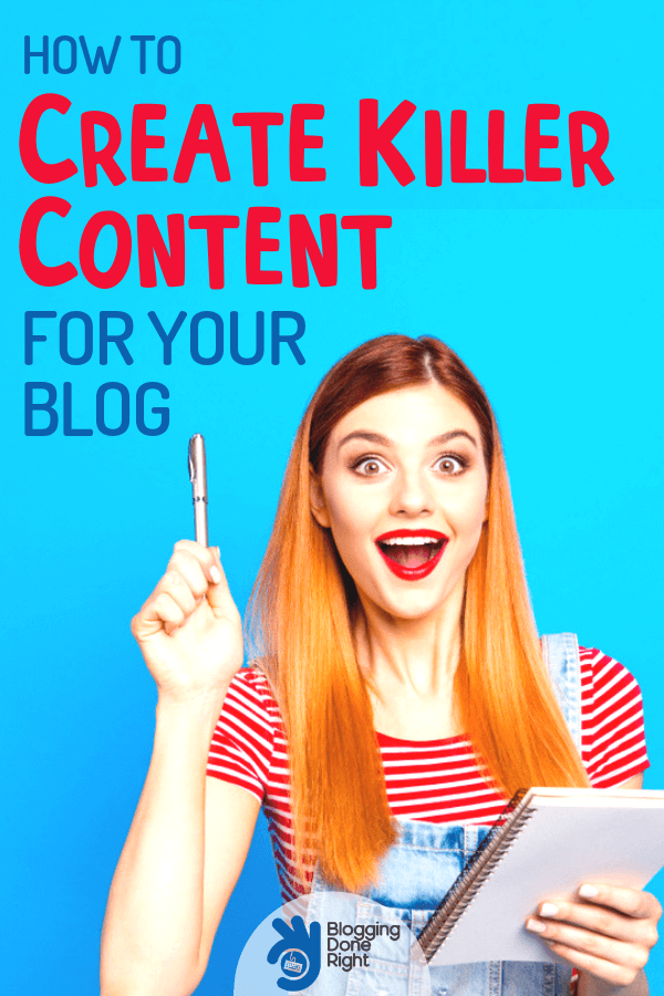 Tips on writing a blog for a new or experienced blogger to create an amazing and a killer content which has a strong foundation. #killercontent #strongfoundationcontent